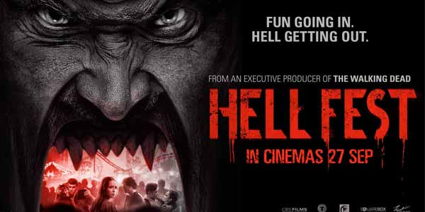 Hell Fest film al cinema: cast, recensione, curiosità