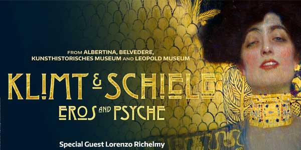 Klimt e Schiele Eros e psiche al cinema il 22 23 24 ottobre: