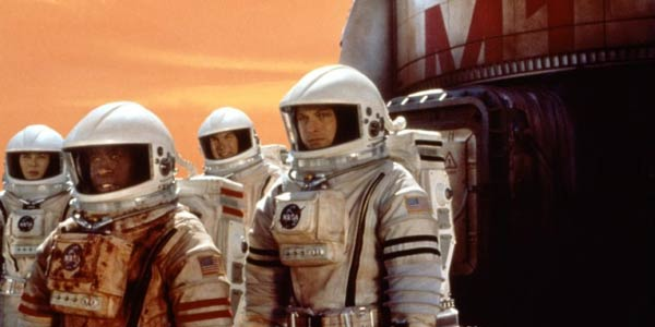 Mission to Mars film stasera in tv 20 ottobre: cast, trama, streaming