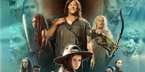 The Walking Dead 10 dove vedere le puntate in tv, streaming e replica