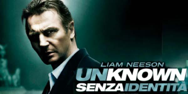 Unknown Senza Identità film stasera in tv 18 ottobre: cast,