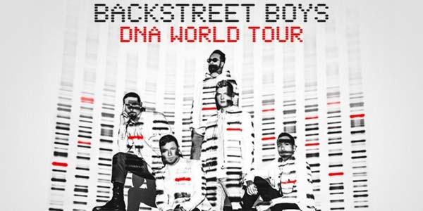 Biglietti Backstreet Boys Tour 2019 a Milano: data concerto,