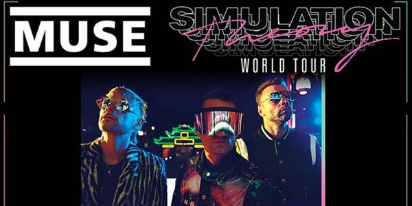 Biglietti Muse Tour 2019: date concerti, prezzi, info
