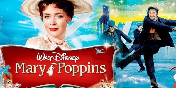 Il Ritorno di Mary Poppins film al cinema: cast, recensione,