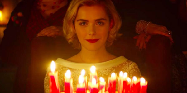 Le terrificanti avventure di Sabrina torna su Netflix con un episodio natalizio per un dark Xmas assicurato