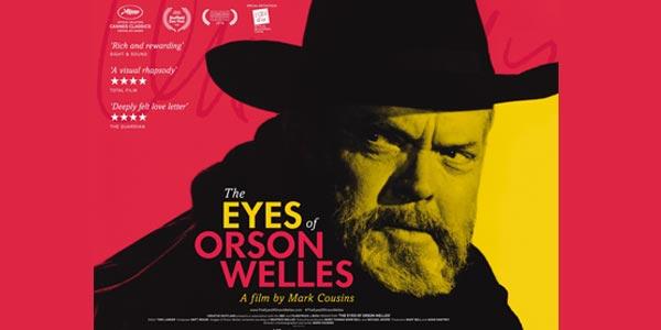 Lo sguardo di Orson Welles film al cinema: recensione, curio