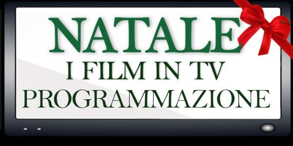 Natale 2018: film in tv durante le feste, programmazione