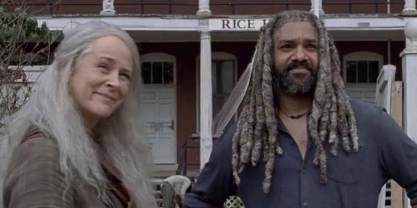 The Walking Dead 9X15: trama, anticipazioni, promo, spoiler,