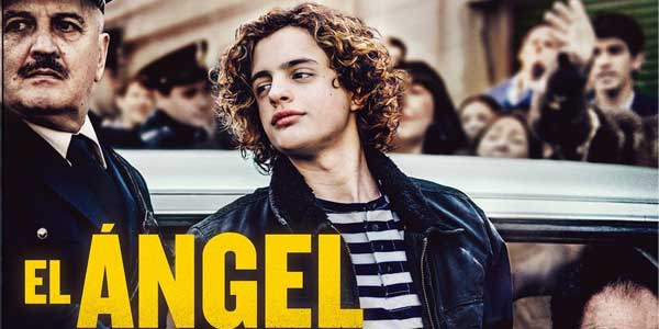 El Angel recensione film al cinema
