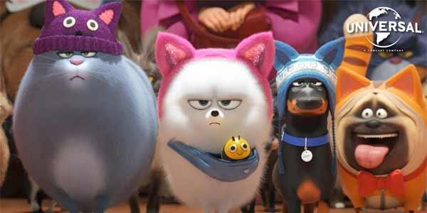 Pets 2 Vita da animali film recensione
