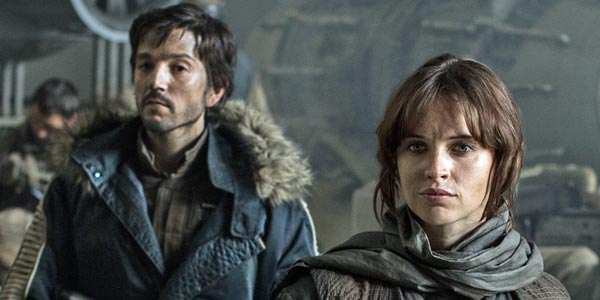 Rogue One A Star Wars Story streaming: cast e trama film sta