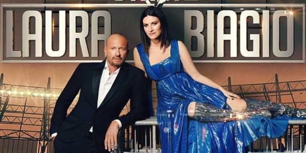 Laura Biagio scaletta tour 2019 di Laura Pausini e Biagio An