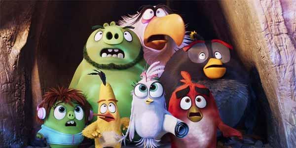 Angry Birds 2 recensione film al cinema recensione