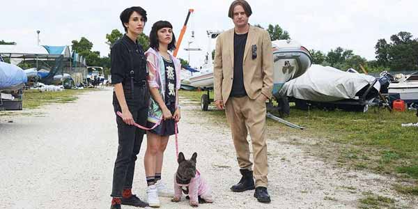 Il colpo del cane film al cinema: foto dei protagonisti con il cane