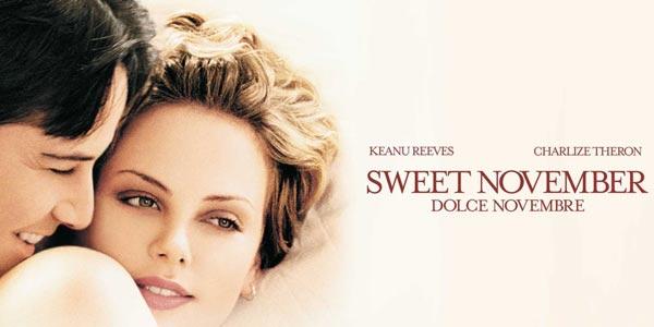 Sweet November film stasera in tv 15 ottobre |  cast |  trama |  curiosità |  streaming