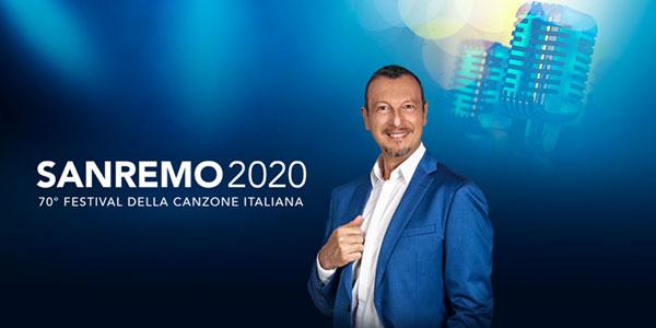 Sanremo 2020 cantanti canzoni serate ospiti
