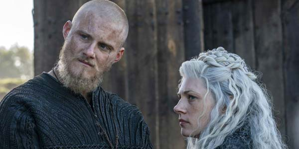 Vikings 6X01 6X02 trama promo streaming