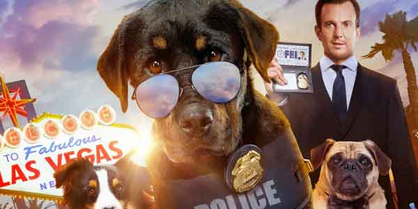 Su Rai2 ''Show Dogs - Entriamo in scena''