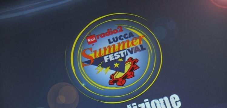 Il Lucca Summer Festival 2015 in esclusiva su Radio2