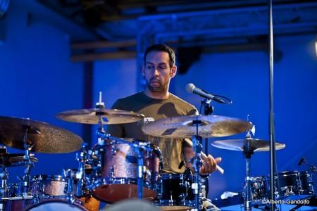 A lezione di batteria da Antonio Sanchez